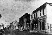 Egy székelyföldi utca 1916 őszén