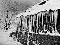 A tél felcicomázta a házikót