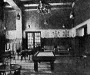 Az 1910-es évek szállodai eleganciáját idézi a pöstyéni Thermia Palace szálló játékterme
