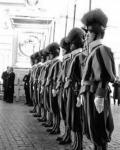 A svájci gárda a Vatikánban