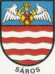 Sáros vármegye címere