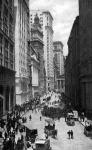 New York pénzügyi központja