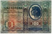 Az Osztrak-Magyar Bank százkoronása