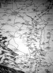 Kelet-Galícia és Bukovina térképe