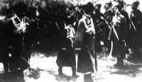 II.Miklós és a cárevics a hadszíntéren