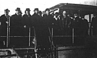 Bolgár képviselők Budapesten