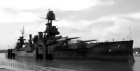 A Texas amerikai hadihajó