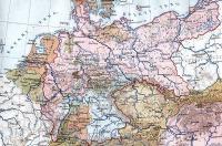 Közép-Európa 1908-as kiadásban