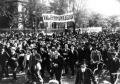 Május elsejei felvonulás 1914-ben