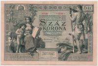 100 korona (magyar oldal)