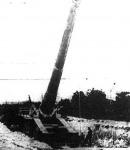 A franciák ujtípusú 21 centiméteres ágyuja