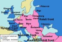 Európa 1917
