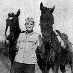 Marschalko Teofil mint tüzérmester