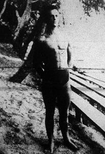 Farkas Ödön (NSC) úszó
