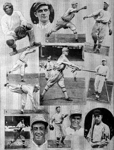 Amerika legismertebb baseball játékosai
