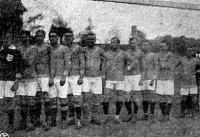 A Temesvári Kinizsi SE csapata