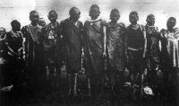 A kikuju törzs asszonyai