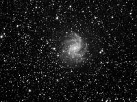Az NGC 6946 spirálgalaxis