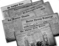 Újságok, a 18. századból
