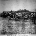 Az első postát vivő repülőgép