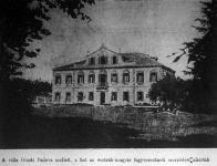 Osztrák - magyar fegyverszüneti szerződés színhelye