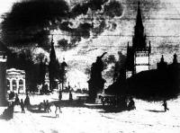 A Vörös tér a moszkvai Kremlben
