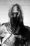 Angol megfigyelő katonai maszkja