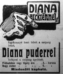 Kozmetikai cikkek 1918