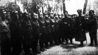 Az orosz bolseviki kormány amazongárdája