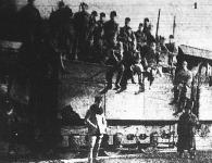 A cseh-tót csapatok ellen küldött magyar nemzetőrség