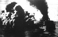 Német hadihajó