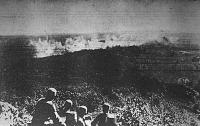 Zárótűz az olasz fronton királyunk jelenlétében