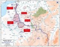 A nyugati front 1918 nyarán