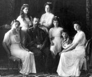 A cári család is áldozat lett