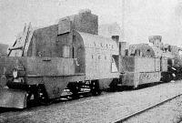 Egy páncélos vonat