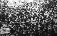 Magyar hajósok tüntetése a Dunáért (1919. március)