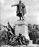 Ceglédi Kossuth szobor
