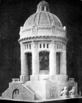 Kossuth Mauzoleum, Rickisch és Mátrai pályatervei alapján