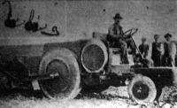 A talajkaparógép