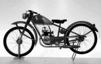 A belakkozott motorkerékpár