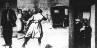 A Clemanceau elleni merénylet