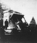 Elzász-Lotharingiában ledöntött III. Frigyes lovas szobra