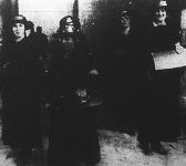 Női rendőrök Párisban