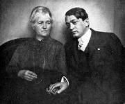 Ady Endre és édesanyja