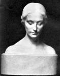 Lux Elek szoborműve