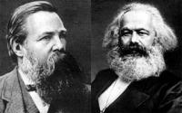 Marx és Engels, az alapítók