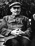 A lábadozó Lenin