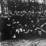 Az UTE és a Vasasok csapata