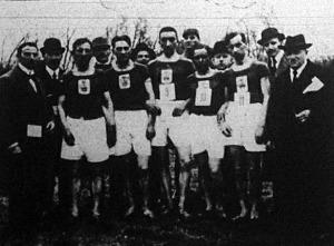A Székesfehérvári Torna Club győztes csapata