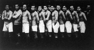 A Törekvés footballcsapata